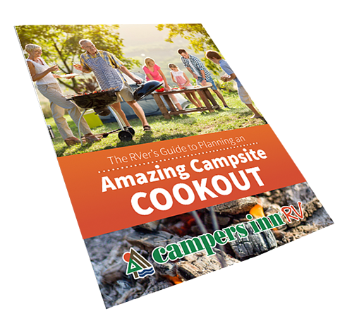 The RVer's Guide to Planning an Amazing Campfire Cookout  Book