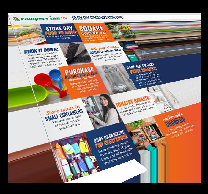 10 DIY Organization Tips  Book