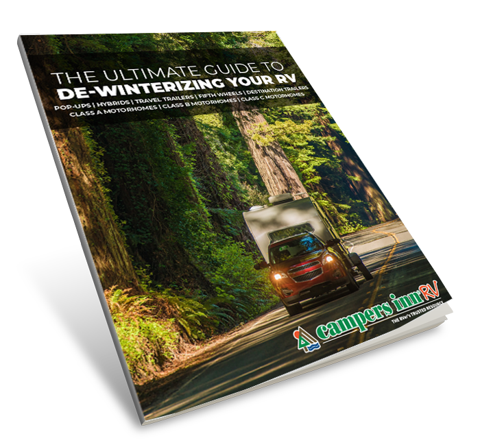 The Ultimate Guide to De-Winterizing Your RV  Book