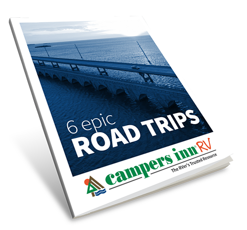 6 Epic Road Trips  Book
