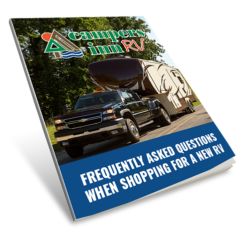 RV Buyer's Guide and FAQs Book
