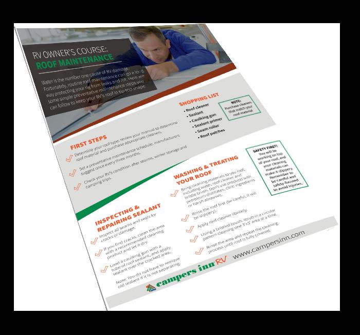 Roof Maintenance Checklist Book