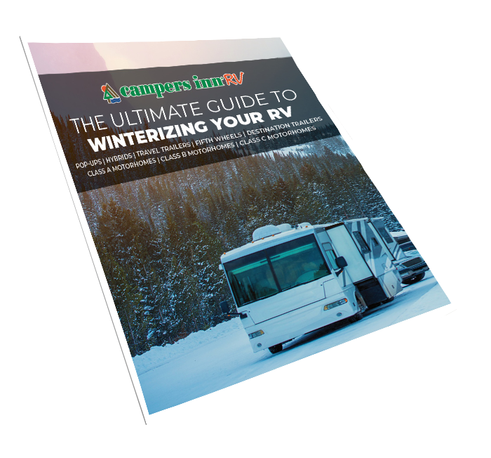 The Ultimate Guide to Winterizing Your RV Book